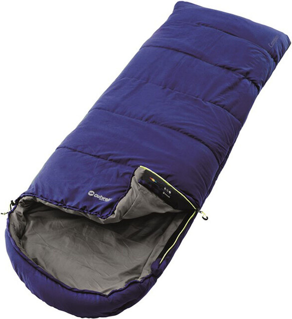 Outwell Campion Sleeping Bag Blå